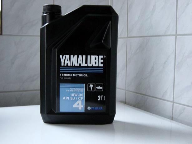 yamalube 4 stroke oil 2litre